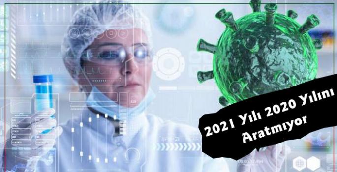 2021 Yılına da Hareketli Bir Gündemle Girdik