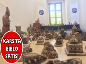 Kars Belediyesi Biblo Satışlarına Başladı