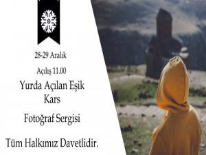 Kars'ta Öğretmenlerin Fotoğraf Sergisi Açılıyor