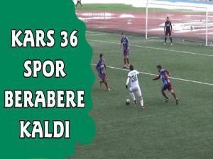 Kars36 Spor: 1 Trabzon1461: 1