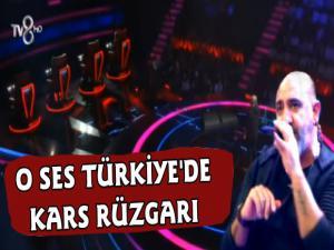 O Ses Türkiye'de Karslı Oğuz Görceğiz Rüzgarı
