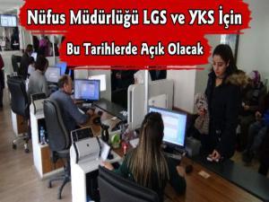 Son dakika... LGS'ye girecek öğrencileri ilgilendiriyor... Cumartesi günü de açık olacak