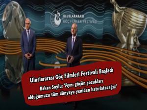Uluslararası Göç Filmleri Festivali Başladı