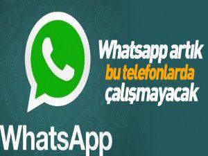 WhatsApp, gelecek yıldan itibaren bazı telefonlarda çalışmayacak