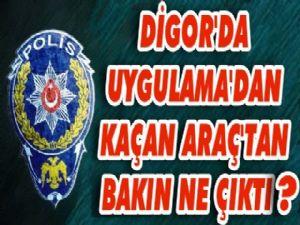 Sigara kaçakçıları KOM polisinden kaçamadı