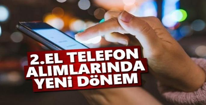 İkinci El Telefon Satışında Yeni Dönem