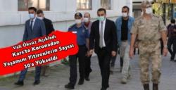 Kars'ta 3 Kişi Daha Koronavirüs Nedeniyle Yaşamını Yitirdi