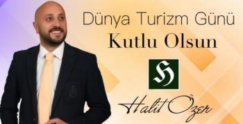 KARSOD Başkanı Halit Özer'den Turizm Günü Açıklaması