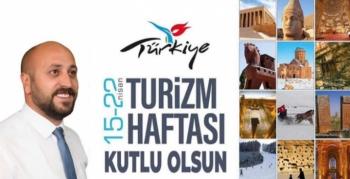KARSOD Başkanı Halit Özer'den Turizm Haftası Açıklaması