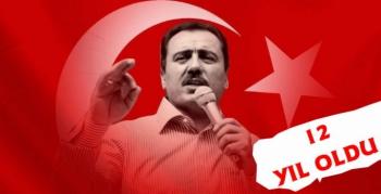 Muhsin Yazıcıoğlu Ölümünün 12. Yılında Anılıyor