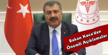 Sağlık Bakanı Fahrettin Koca'dan Yerli Aşı Turkovac Açıklaması