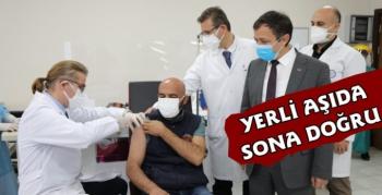 Türkiye'de Üretilen Yerli Aşıda Yeni Gelişme