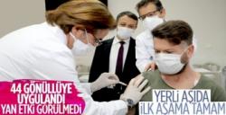 Türkiye'de Üretilen Yerli Korona Aşısında Faz-1 Çalışmaları Tamamlandı