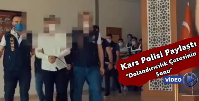 Kars'ta Garanti Kupon Operasyonunda 5 Tutuklama