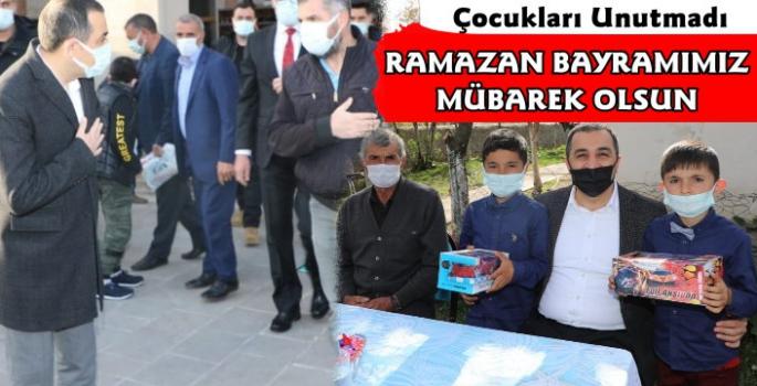 Kars'ta Ramazan Bayramı